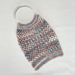 かぎ編みネットバッグ